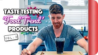 Taste Testing the Latest Food Trend Products Vol. 3 by SORTEDfood