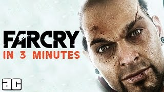 All the Far Cry Games in 3 Minutes (Far Cry Animated Storyline)