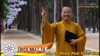 Sư Phạm Giáo Lý Phật Giáo: Kinh nghiệm hoằng pháp của Đức Phật (17/03/2006) - Thích Nhật Từ