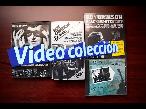 Roy Orbison and Friends - A Black & White Night Collection #BAWN30