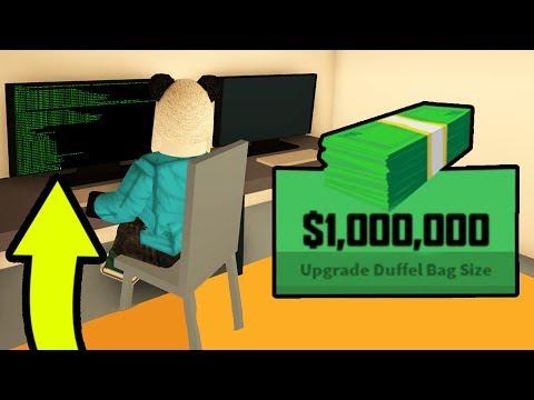 (New) HOW TO MAKE INSANE MONEY IN JAILBREAK!! | Roblox