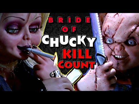 Bride of Chucky (1998) - Kill Count