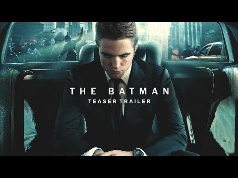 THE BATMAN 2021 Teaser Trailer Concept - Robert Pattinson Matt Reeves DC Movie