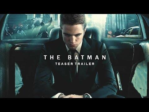 THE BATMAN 2021 Teaser Trailer Concept - Robert Pattinson Matt Reeves DC Movie