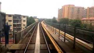 RapidKL--Kelana Jaya Line (full length timelapse)