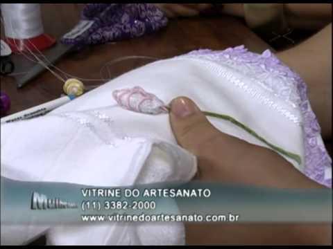 Mulher.com - 13/11/2012 - Valéria Soares - Bordado 2/2