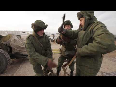 День 6 - Большой тест-драйв в армии - Батарея Стиллавина - DomaVideo.Ru
