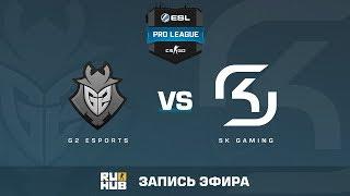 G2 Esports vs. SK Gaming - ESL Pro League S5 - de_cobblestone [Enkanis, yxo]