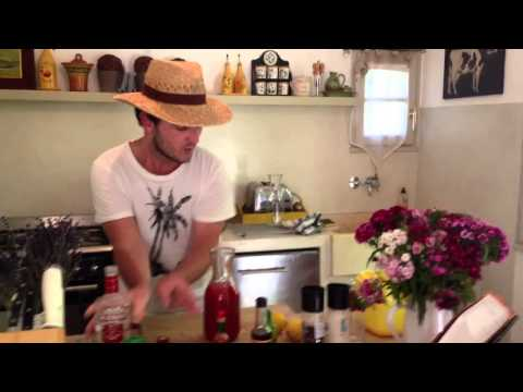 Seth Rotherham's Bloody Good Bloody Mary