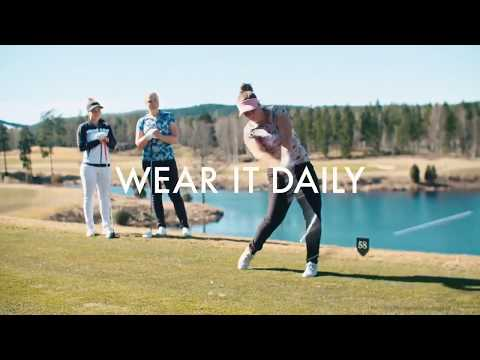 Daily Sports Golf Kollektion Frühjahr / Sommer 2017