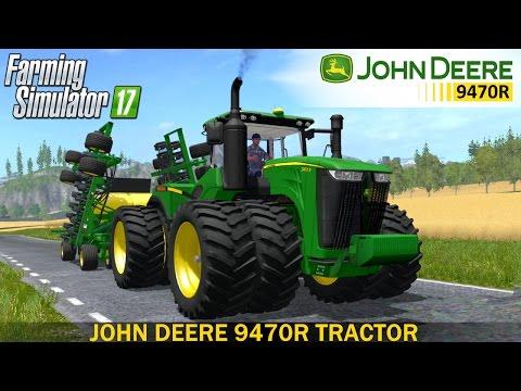 John Deere 9R v5.0.1