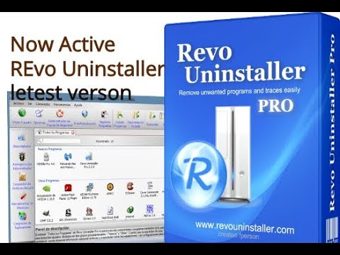 How to Active Revo Uninstaller Pro 4.0.0 With Serial key 2019