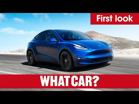 2020 Tesla Model Y electric SUV revealed – price, specs, release date | What Car?
