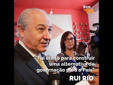 """""""Fui eleito para construir uma alternativa de governação para o País"""""""