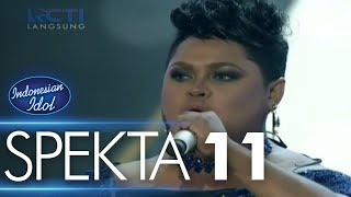 Video JOAN - THIS IS ME (Keala Settle) - Spekta Show Top 5 - Indonesian Idol 2018 MP3, 3GP, MP4, WEBM, AVI, FLV Maret 2018