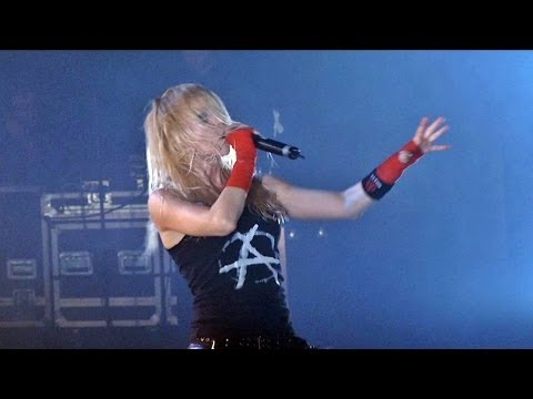 Arch Enemy - I Will Live Again Live MFVF (2010)