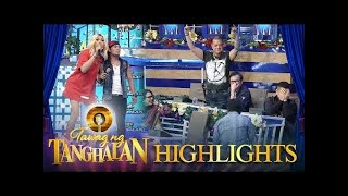 Tawag ng Tanghalan: TNT Hurados and hosts give early Christmas gift to Roel Angot