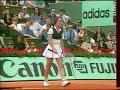 ヒンギス セレス(セレシュ) 全仏オープン 1997 (2/3)