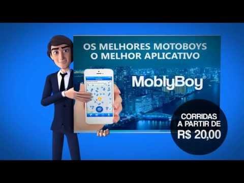 Video of MoblyBoy - Chame um Motoboy