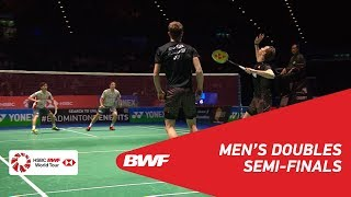 Video MD | ENDO/WATANABE (JPN) vs BOE/MOGENSEN (DEN) [2] | BWF 2018 MP3, 3GP, MP4, WEBM, AVI, FLV November 2018