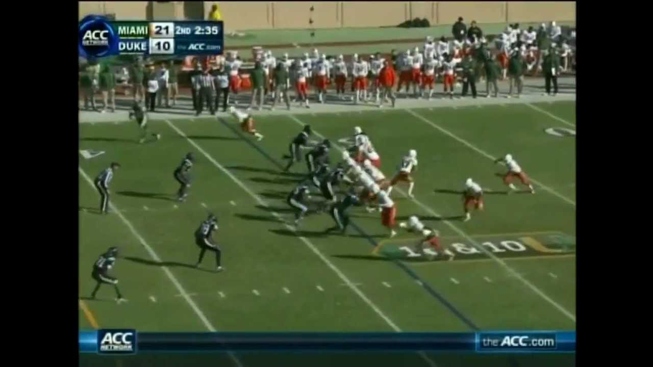 Stephen Morris vs Duke (2012)