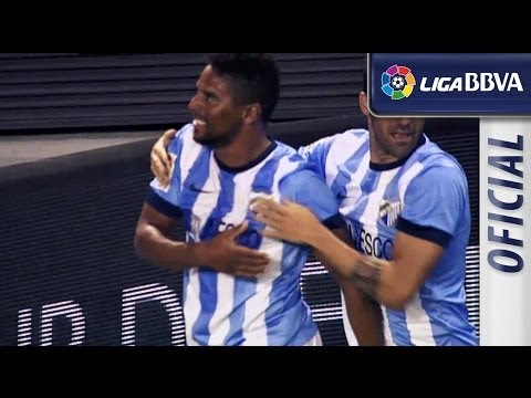 Edición limitada: Málaga CF (3-2) Real Betis - HD (видео)