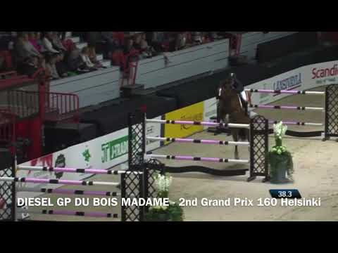 DIESEL GP DU BOIS MADAME - 2nd GP 160 Helsinki
