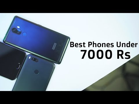 Best Phones under 7000 Rs Redmi 5A vs 10.or D vs Infocus Vision 3 vs Redmi 4 Vs Moto C Plus