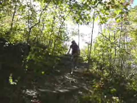 Mountain Biking in Kingston ON