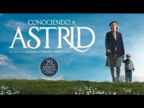Conociendo a Astrid - Tráiler VOSE?>
