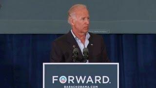 Wytheville (VA) United States  city photo : Vice President Joe Biden in Wytheville, VA