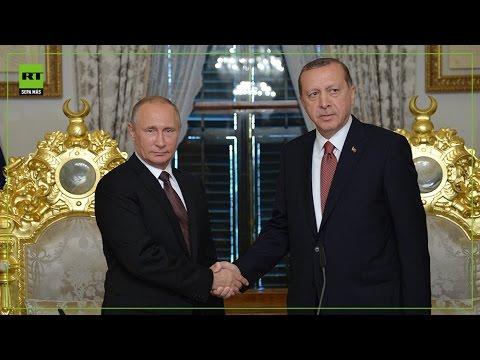 Rusia y Turquía firman un acuerdo sobre el proyecto gasístico Turkish Stream