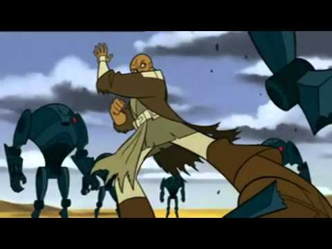 Gendry Tartokovsky's (creator of Samurai Jack) microseries Star Wars: Clone Wars was one of the best things to come out of the prequel era.