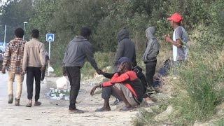 Calais France  city photo : What next for migrant children after France clears Calais 'Jungle' camp?