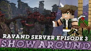 Minecraft Show-Around: Epic Plot on Ravand Server #3