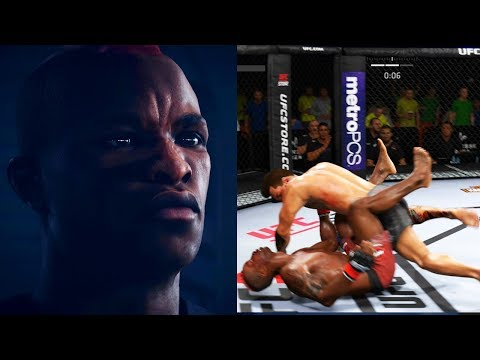 100% OUTCLASSED MY 2ND RIVAL - UFC Career Mode - Part 6