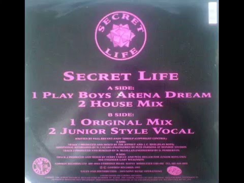 Secret Life  -  Love So Strong (Junior Style Vocal)