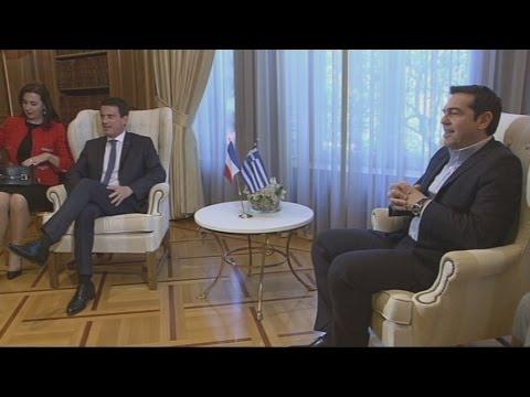 Αλ. Τσίπρας: Ελλάδα και Γαλλία μοιράζονται κοινές αξίες