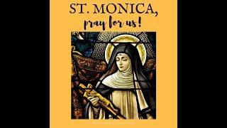 Join us for Day 2 of the St. Monica Novena of 2017! http://www.praymorenovenas.com/st-monica-novena/