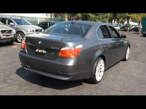 2005 BMW 5-Series 525i Sedan