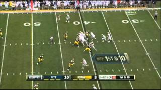Ray Graham vs Iowa (2011)