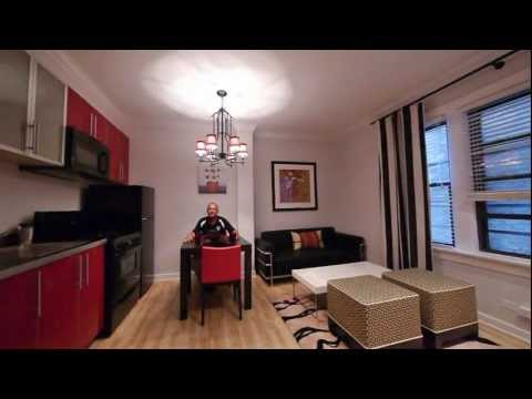 Deal of the day – renovated Lincoln Park studios steps from the park