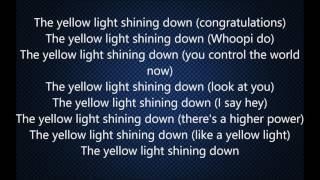 Pharrell Williams - Yellow Light (Despicable Me 3 Soundtrack) - Lyrics