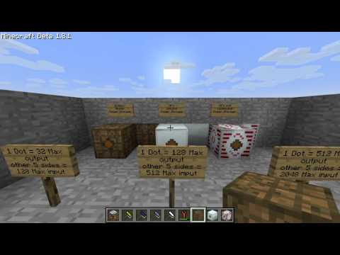 industrialcraft - This is a tutorial on basics of Industrial Craft 2 IC2. I will show you IC2 wires, transformers and eu storage. I will show you how to make them as well as e...