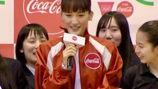 綾瀬はるか/コカコーラ福島イベント オフィシャル映像