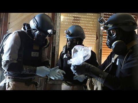 «Η Β.Κορέα προμηθεύει με υλικά χημικού πολέμου τη συριακή κυβέρνηση»…