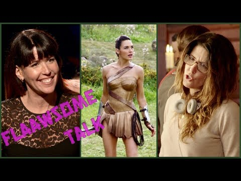 (Director) Patty Jenkins On The (LONG) FIGHT And The real TRUTH about the making of WONDER WOMAN