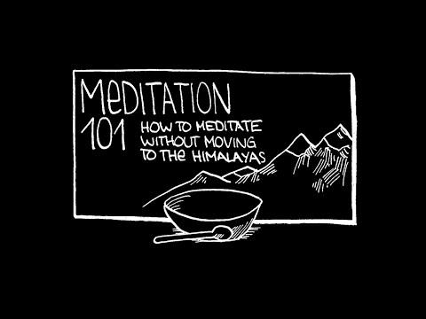 Meditation 101 masterclass (intro only)