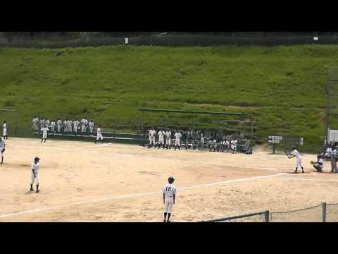 堺市立大浜中学校VS福泉南中学校 4回裏