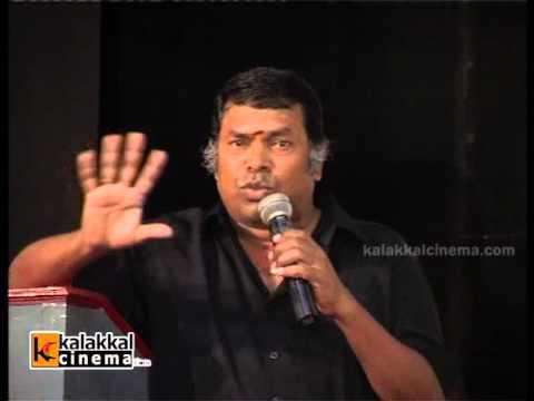 Mayilsamy at Ragalaipuram Movie Trailer Launch